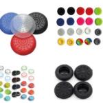 Notre sélection de boutons pour manette PS4