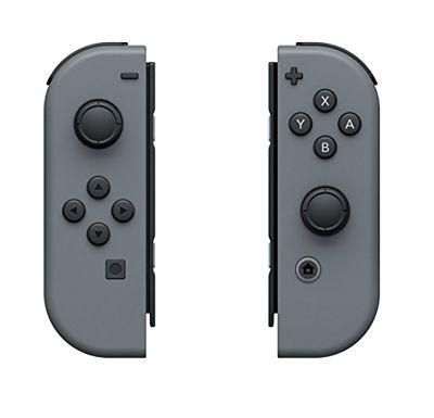joyxon gauche et droite de couleur grise pour nintendo switch