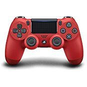 manette Dualshock 4 rouge