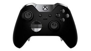 manette xbox one Elite par Microsoft