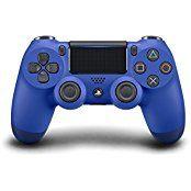 manette PS4 bleue