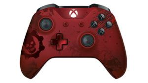 manette xbox one édition spéciale gears of war 4