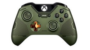 manette Xbox One Halo 5 master chief