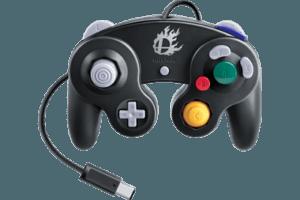 Manette GameCube Super Smash Bros Black Edition