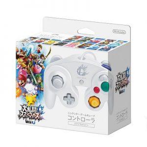 Manette GameCube Super Smash Bros White Edition